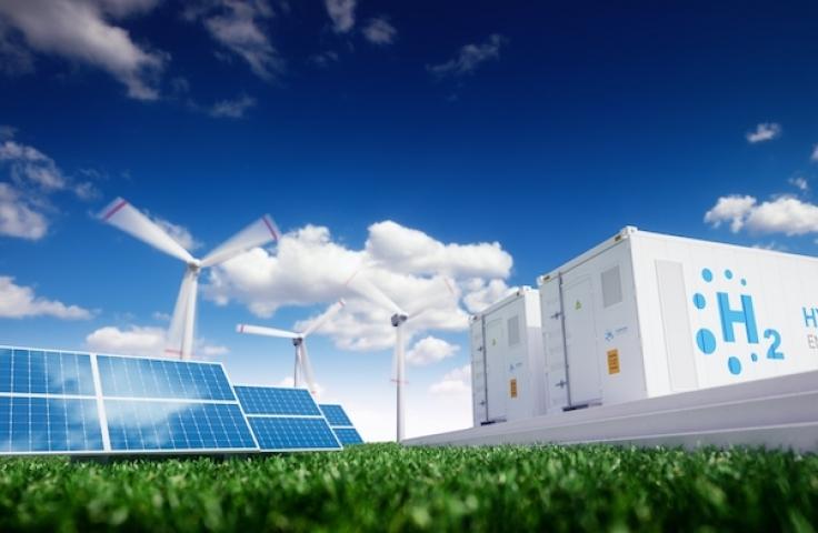 Lavo: la primer batería de hidrógeno doméstica almacena 3 veces más energía que las de Litio
