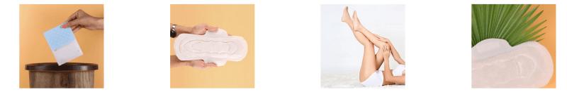 , Pareja lanzó su marca de toallas femeninas ecológicas hechas con desechos de Plátano