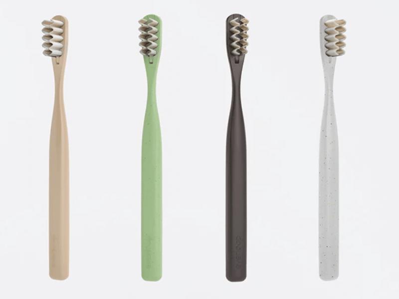 , Joven desarrolló un cepillo de dientes 100% sustentable con cerdas de bambú