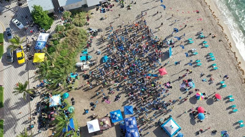 , 633 buzos rompen récord Guinness de la limpieza submarina más grande del mundo