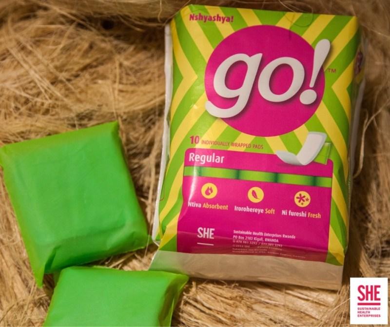 , Estas toallas femeninas Biodegradables evitan toneladas de plástico en los vertederos