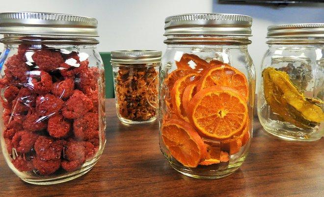 , Cómo preparar fruta deshidratada y saludable en casa