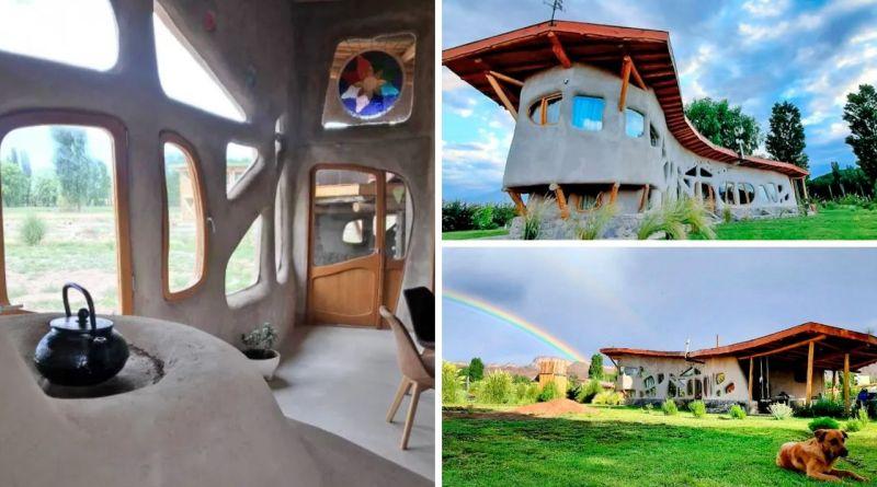 , Esta casa Ecológica está hecha para soportar condiciones extremas