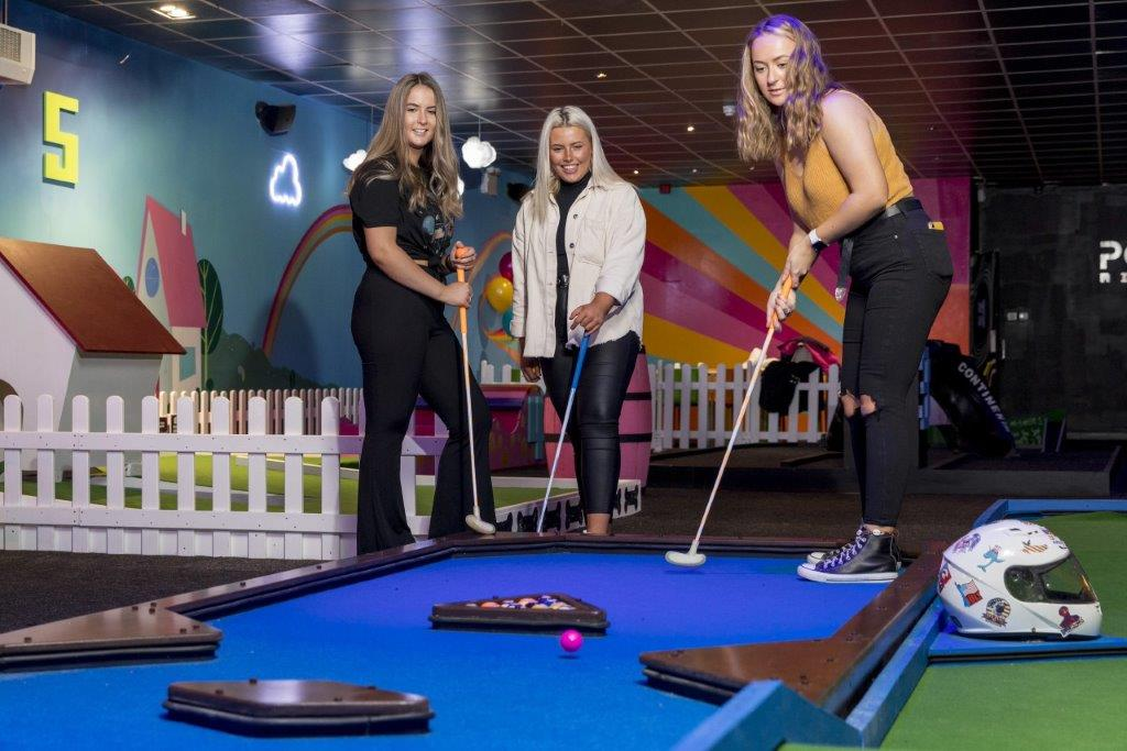 Portal Golf - Adult Parties