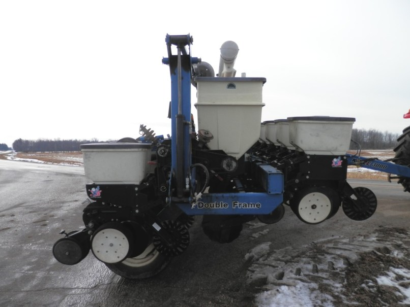Kinze Double Frame Planter Foxytoon Co