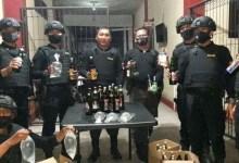 Photo of Polresta Banyumas Amankan 87 Botol Miras, 41 Liter Ciu dari Penjual di Baturraden