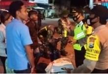 Photo of Aparat Kepolisian Bersama TNI dan Pol PP Gelar Operasi Yustisi