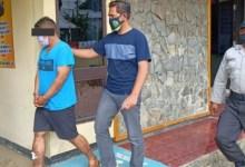 Photo of Diringkus, Pria Ini Ketahuan Curi 3 Unit Handphone Milik Tetangga