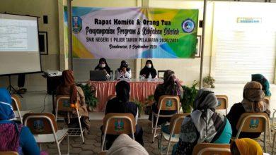 Photo of SMKN 1 Pujer Apresiasi Tingginya Harapan Wali Murid Segera Buka Sekolah