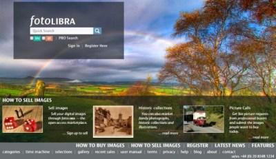 fotolibra, tempat menjual foto di internet