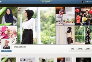 selebgram hijab