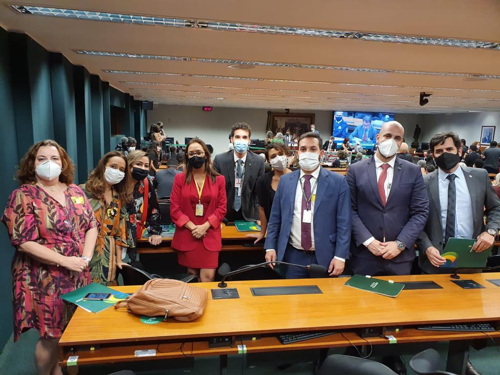 Vice-Presidente da ADPEP participa de intensas atividades legislativas em Brasília para acompanhar a tramitação da PEC 32/2020