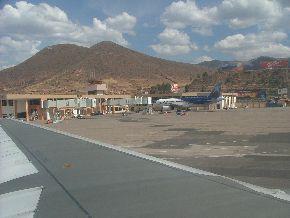 Aeropuerto de Cusco - Notiviajeros.com