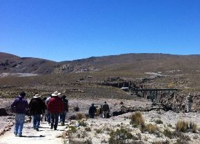 Reserva Nacional Salinas y Aguada Blanca - Notiviajeros.com