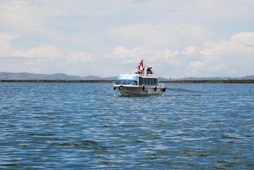 La conservación y recuperación ambiental del lago Titicaca es una prioridad de Perú y Bolivia.