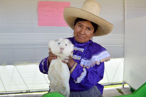 Cooperativa de Cajamarca presenta: Cabanossi de cuy para combatir la ANEMIA