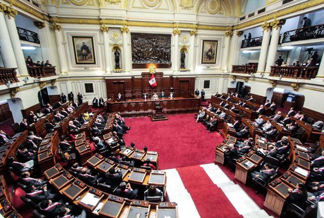Cómo y cuándo entra en funciones el nuevo Congreso? | Noticias | Agencia Peruana de Noticias Andina