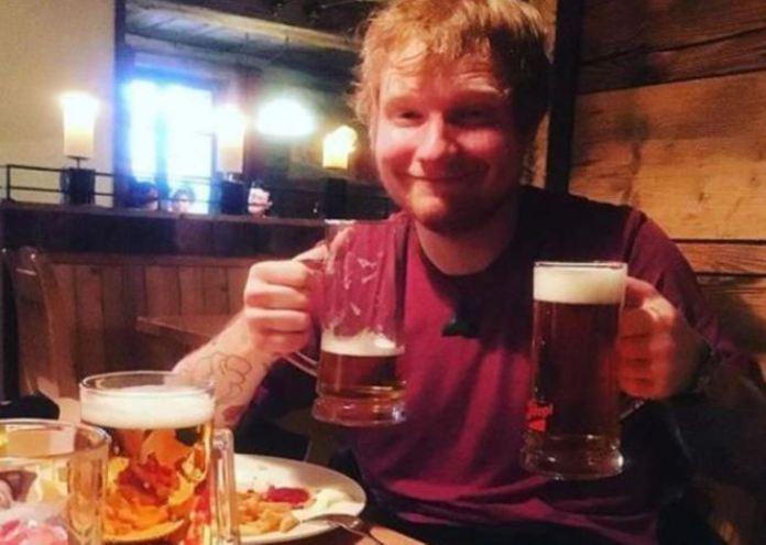 Ed Sheeran visitó Machu Picchu junto a su novia   Noticias ...