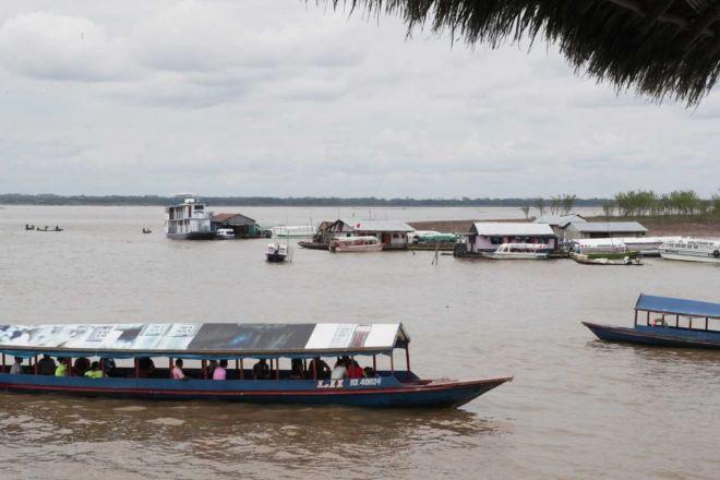 El Plan de Participación Ciudadana del proyecto Hidrovía Amazónica promueve la difusión constante de las características y el desarrollo del Estudio de Impacto Ambiental detallado de este sistema de navegación segura por los ríos Ucayali, Marañón, Huallaga y Amazonas. ANDINA/Difusión