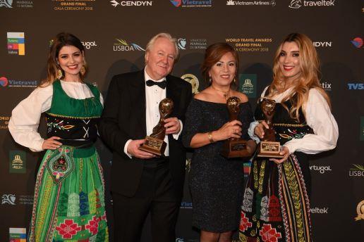 Premios World Travel Awards 2018