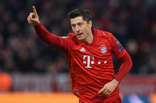 Robert Lewandowski elegido el mejor jugador de la Bundesliga ...