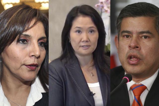 Elecciones 2021: Keiko Fujimori inscribe su precandidatura presidencial en Fuerza  Popular   Noticias   Agencia Peruana de Noticias Andina