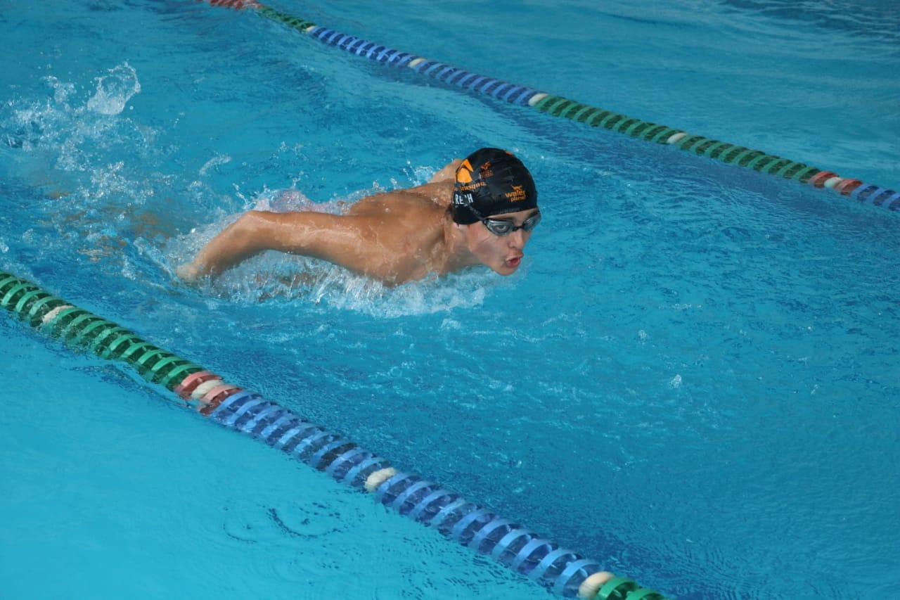 Atleta da natação brusquense vai representar a Seleção Catarinense em uma das principais competições do país