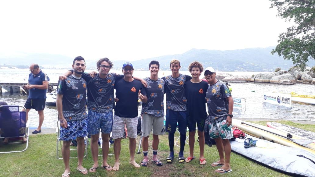 Brusquenses participam do Circuito de Maratonas Aquáticas de Santa Catarina