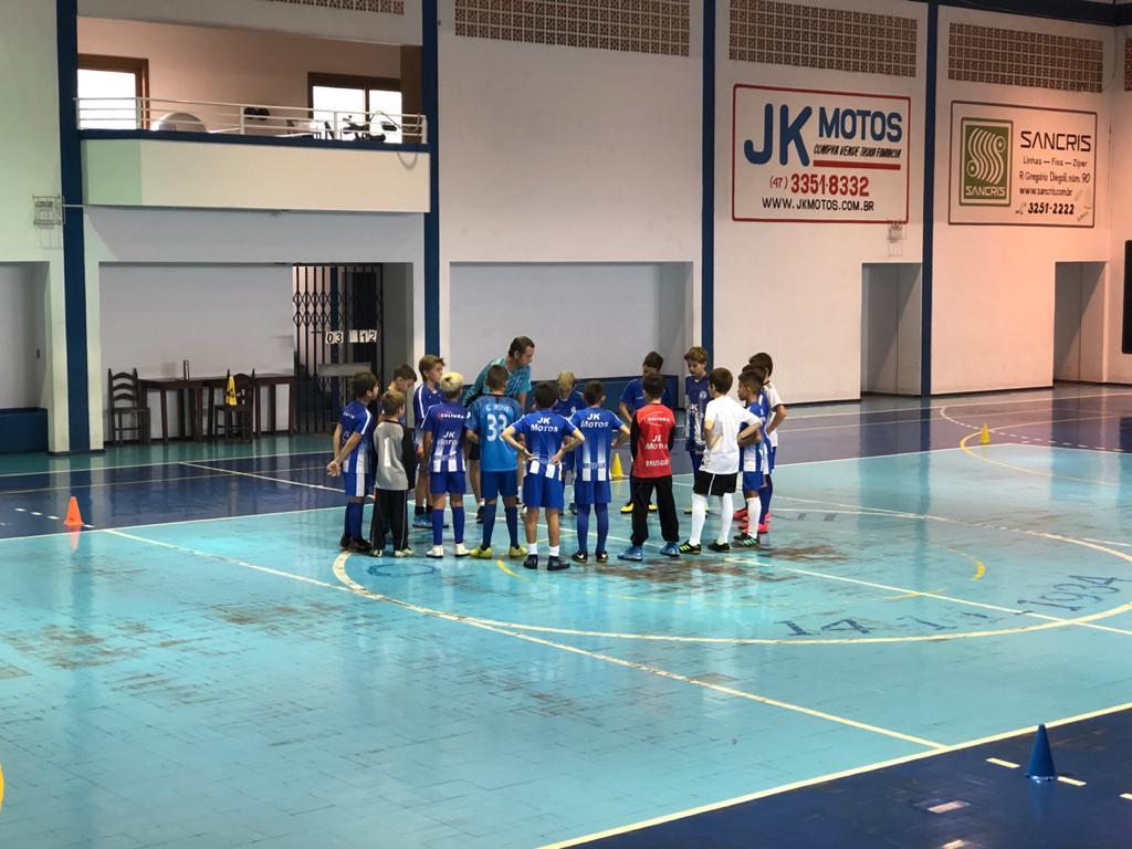 Guarani Futsal/FME retoma às atividades