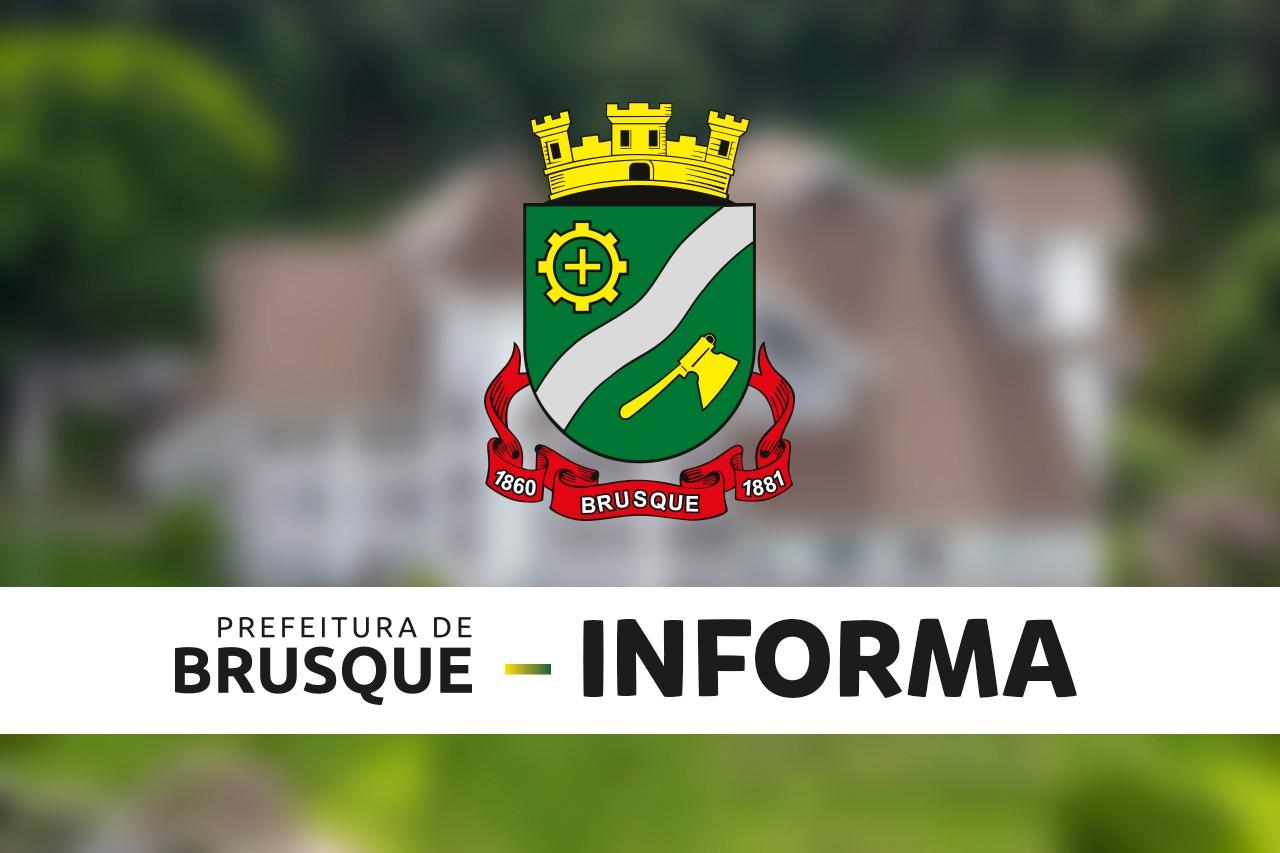 NOTA OFICIAL: Prefeitura de Brusque acata decisão judicial e suspende decreto municipal 8.580/2020