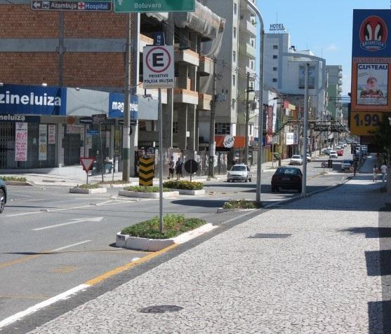 Prefeitura orienta comerciantes sobre reserva de vagas de estacionamento em vias públicas
