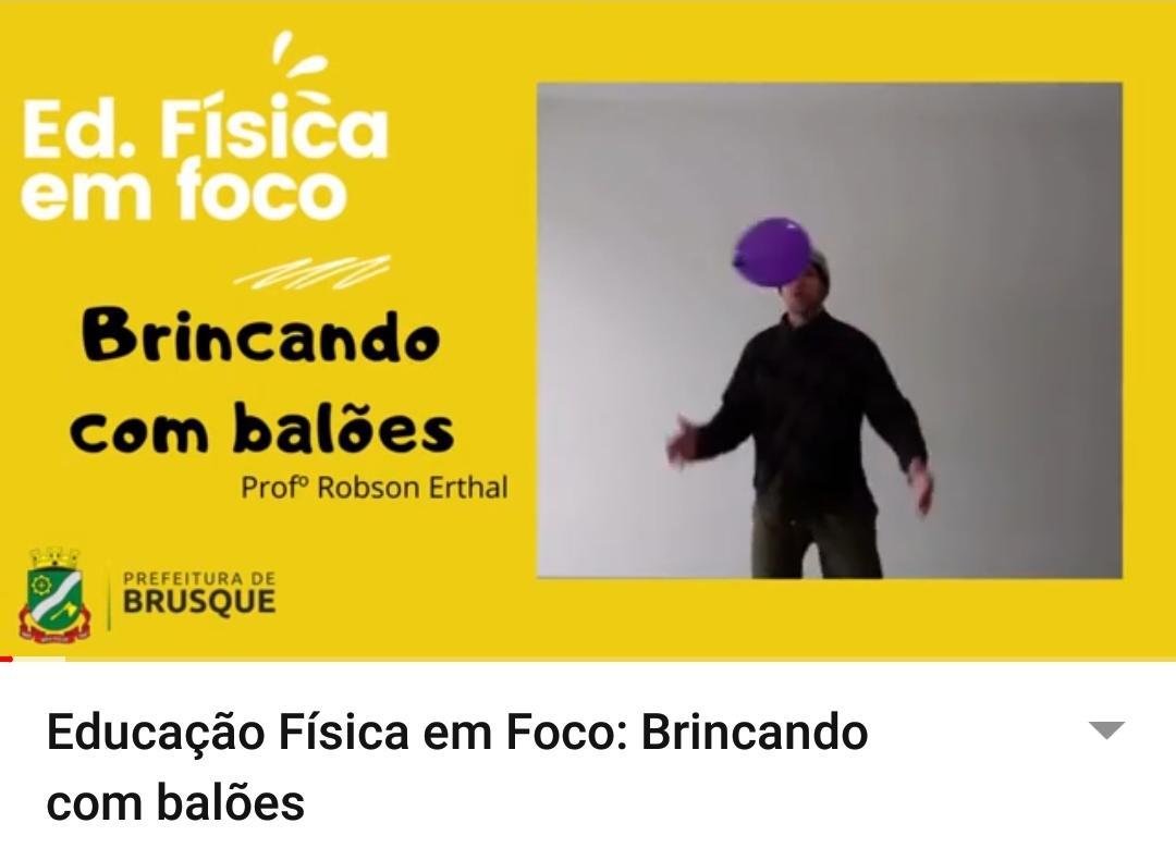 Professores de Brusque produzirão videoaulas para compartilhar boas práticas nas escolas do município