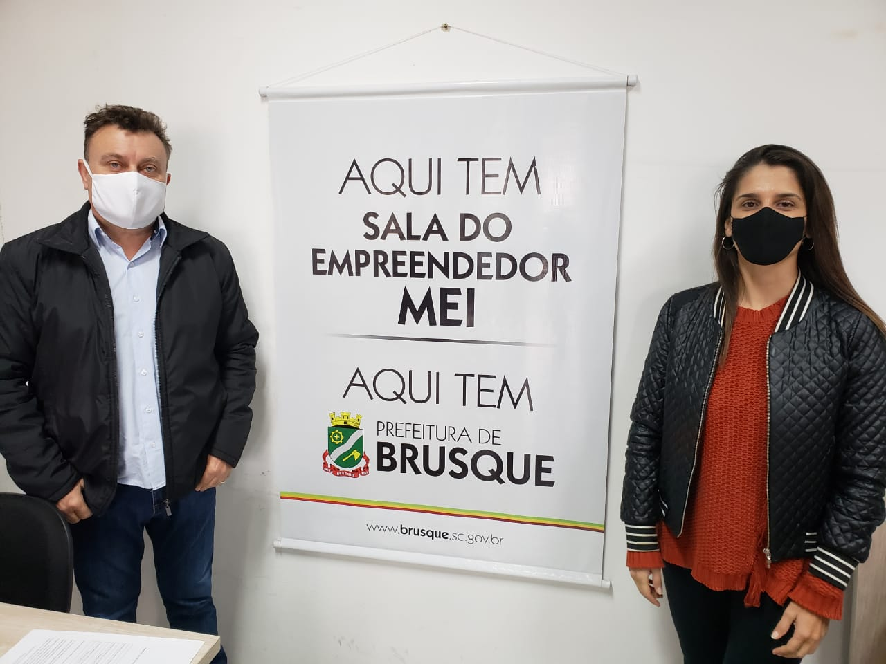 Prefeitura de Brusque e Sebrae promovem consultoria gratuita para MEI's, Micro Empresas e Empresas de Pequeno Porte