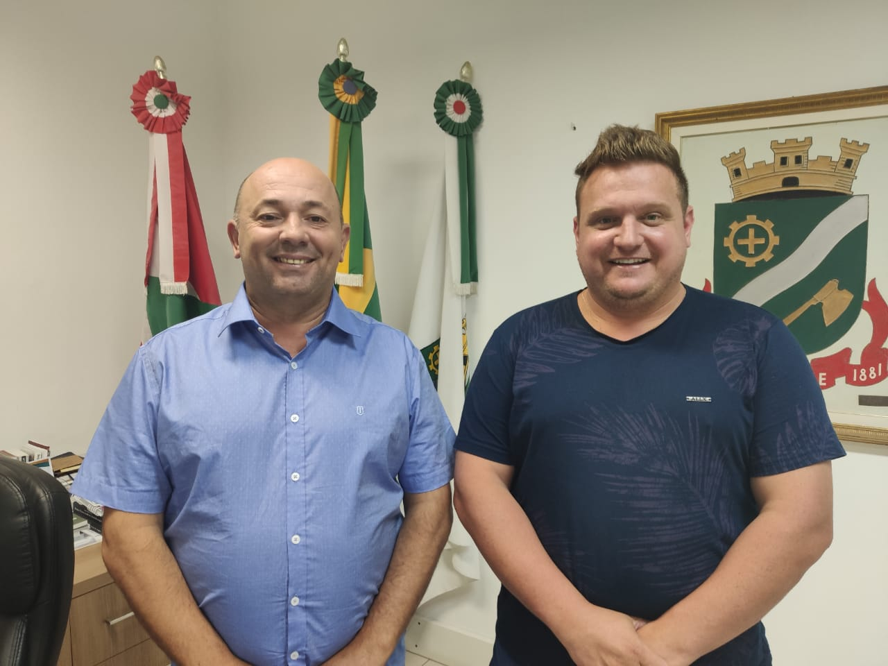 Prefeitura de Brusque tem novo diretor-presidente do IBPLAN e diretor-geral do Zoobotânico