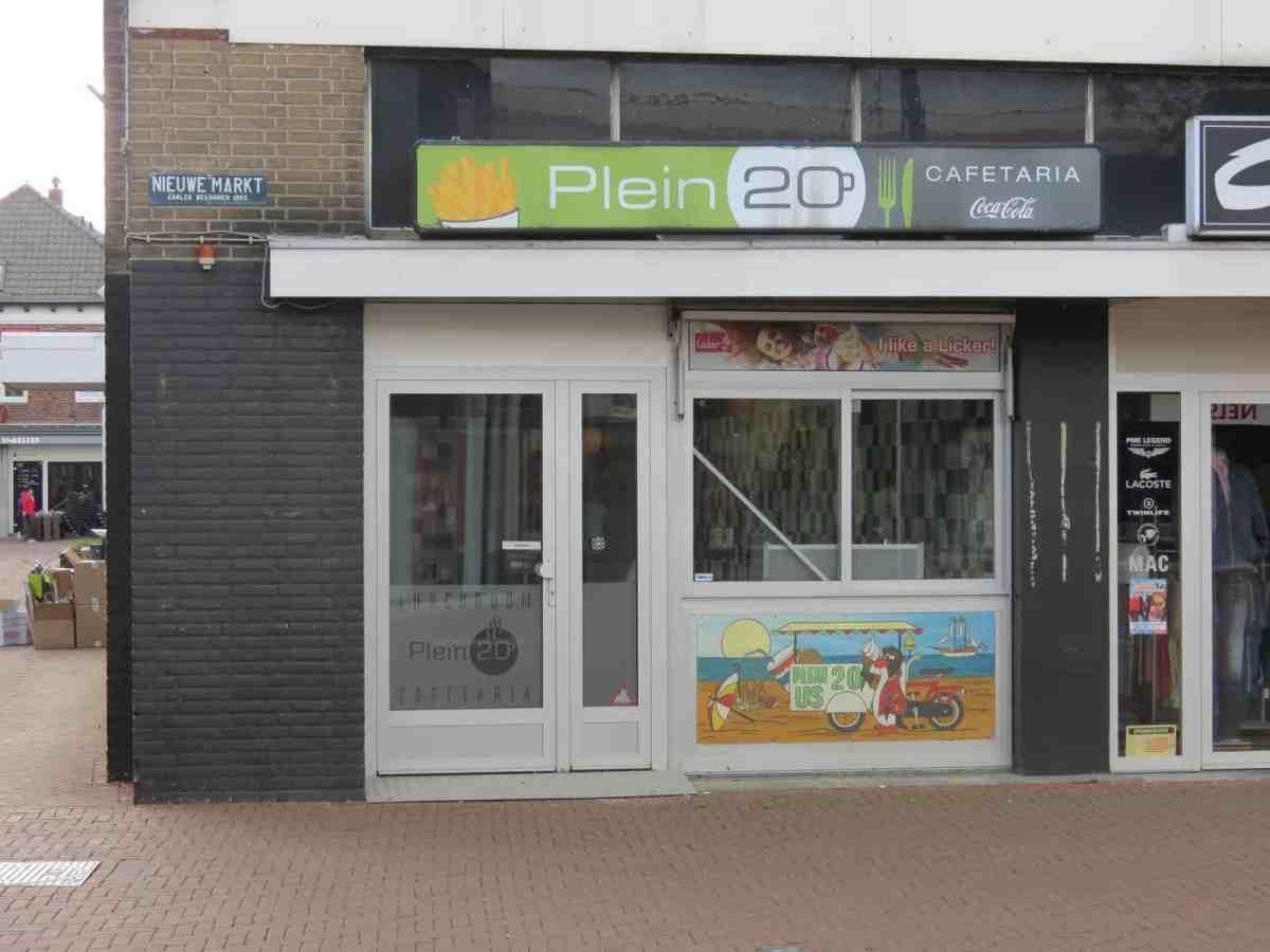 A1-locatie in Weert geschikt voor het vestigen van een fastfood-bedrijf.