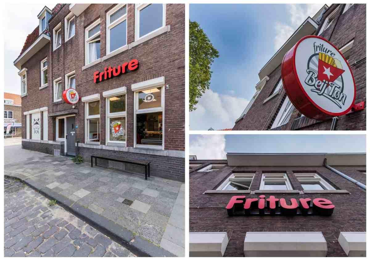 Ter overname instapklare friture in Maastricht