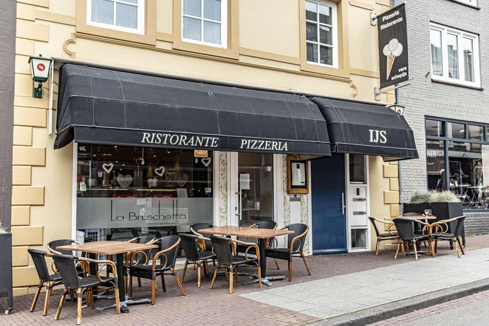 Restaurant - ijssalon ter overname € 1200,00 huur per maand!