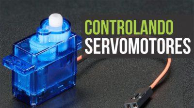 Controlando Servo motor com Arduino