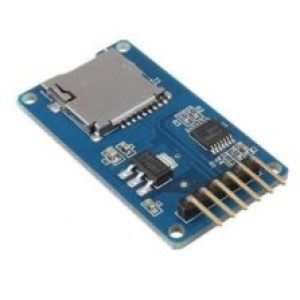 módulo cartão SD ou módulo cartão micro SD