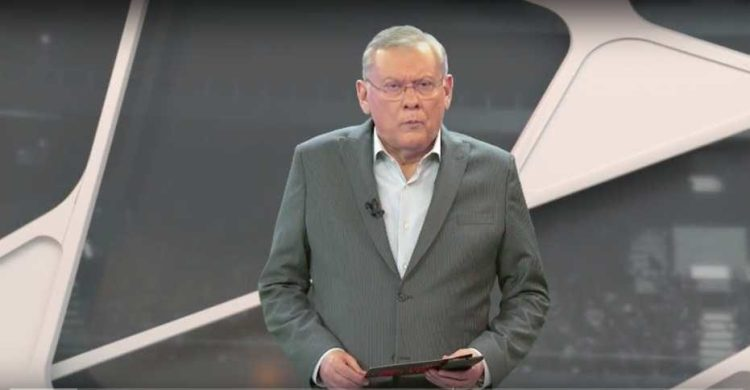 Milton Neves irritado