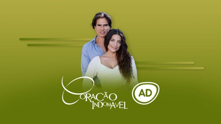 Logo do resumo da novela Coração Indomável