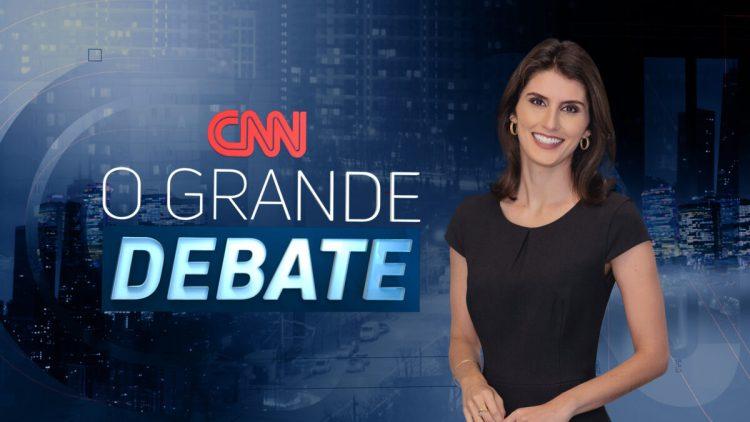 Com Carol Nogueira, o Grande Debate retorna à grade da CNN Brasil