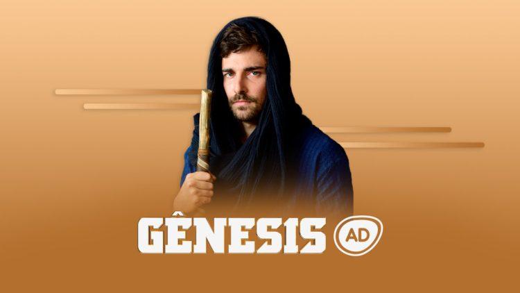Logo do Resumo da semana da novela Gênesis