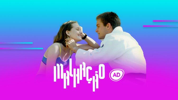 Logo do resumo diário da novela Malhação 1996