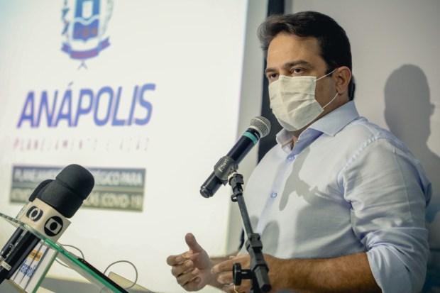 Prefeitura endurece as regras no combate à covid-19 em Anápolis