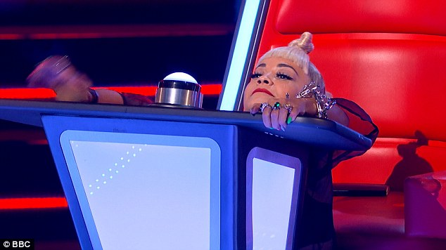"Rita Ora bie nga karrigia e ""The Voice UK"""
