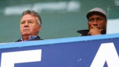 Photo of Hiddink e do Drogban si asistent