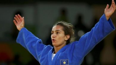 Photo of Majlinda Kelmendi triumfoi në Abu Dhabi