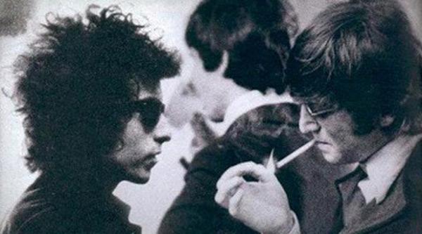 1964: os Beatles e Bob Dylan se encontram – PORTAL BEATLES BRASIL