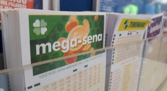 Confira o resultado da Mega-Sena 2261 desta quarta-feira (13/05/2020)